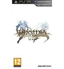 Dissidia: Duodecim 012 - Final Fantasy