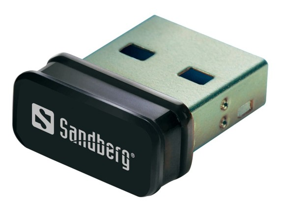 Micro WiFi USB Dongle (Sandberg) 133-65
