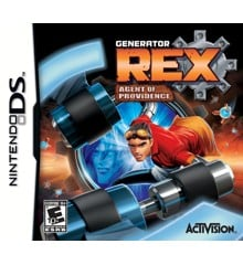 Generator Rex: Agent of Providence (Nordic)