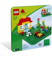 LEGO DUPLO - Byggeplade Stor (2304)