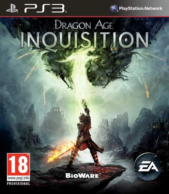 Dragon Age III (3): Inquisition (Nordic)