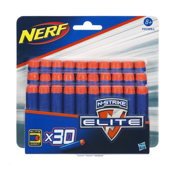NERF - N-Strike Elite 30 pack refill (A0351)