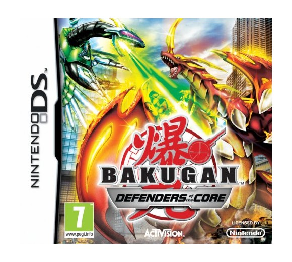 Bakugan: Battle Brawlers - Defenders of the Core (Nordic)