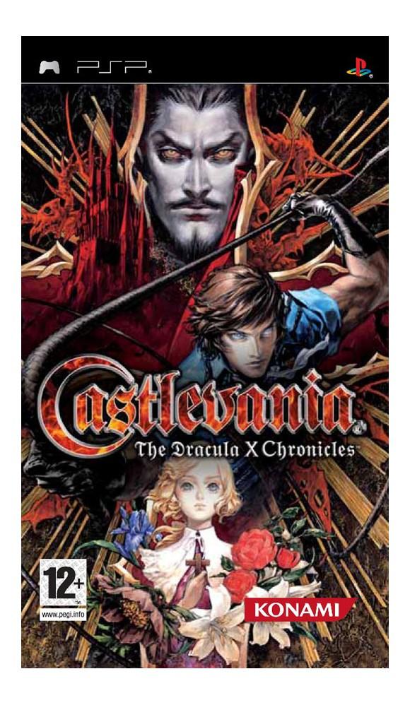 Castlevania:The Dracula X Chronicles