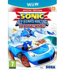 Sonic All-Star Racing: Transformed Special Edition