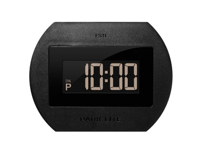 Park Lite electronic parking disc
