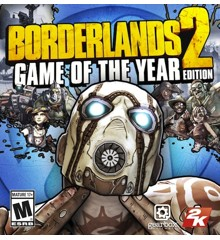 Borderlands 2 - Game of the Year Edition (Code via email)