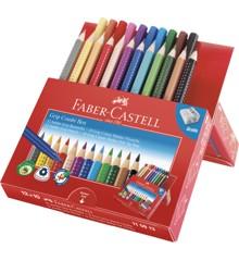 Faber-Castell - Grip Combi Box (110913)