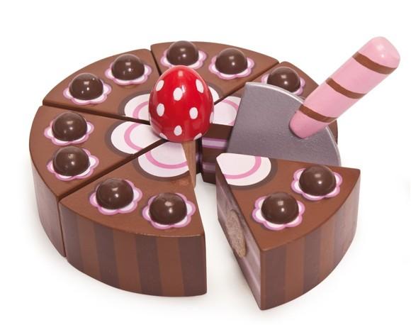Le Toy Van - Honeybake Chocolate Gateau (LTV277)