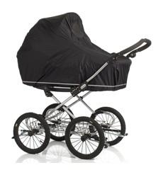 Baby Dan -  atmungsaktiver Regenschutz mit Reflexstreifen und Insektennetz