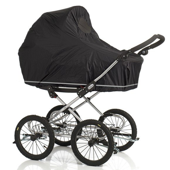 Baby Dan - Raincover with net and reflective band (3932-11-01)