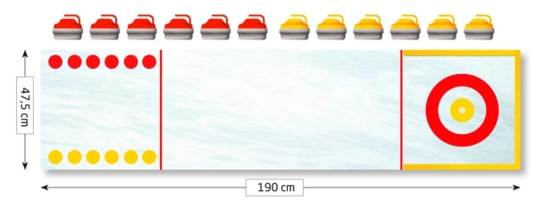 Curl4All - Curling Bahn