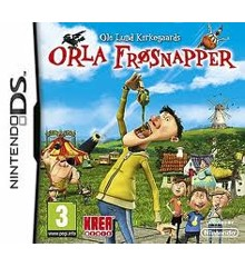Orla Frøsnapper