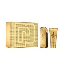 Paco Rabanne - 1 Million EDT 100 ml + Showergel 100 ml - Giftset