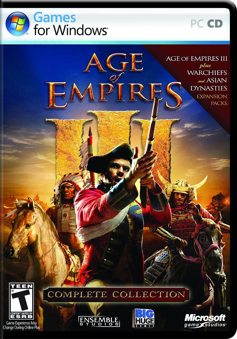 Age of Empires 3 Complete