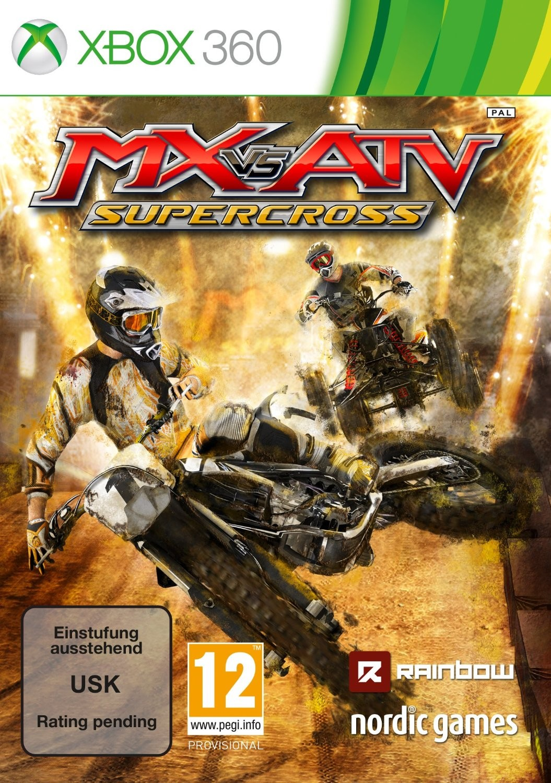Kop Mx Vs Atv Supercross Xbox 360