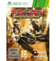 MX Vs ATV: Supercross /Xbox 360