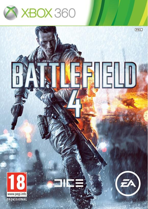 Battlefield 4 (UK/Arabic)