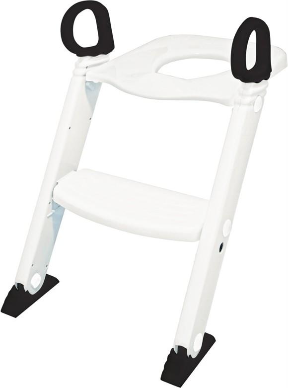 Baby Dan - Toiletsæde med Trappe - Hvid