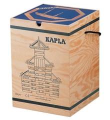 Kapla bricks 280 pcs - Blue book (kapla280)