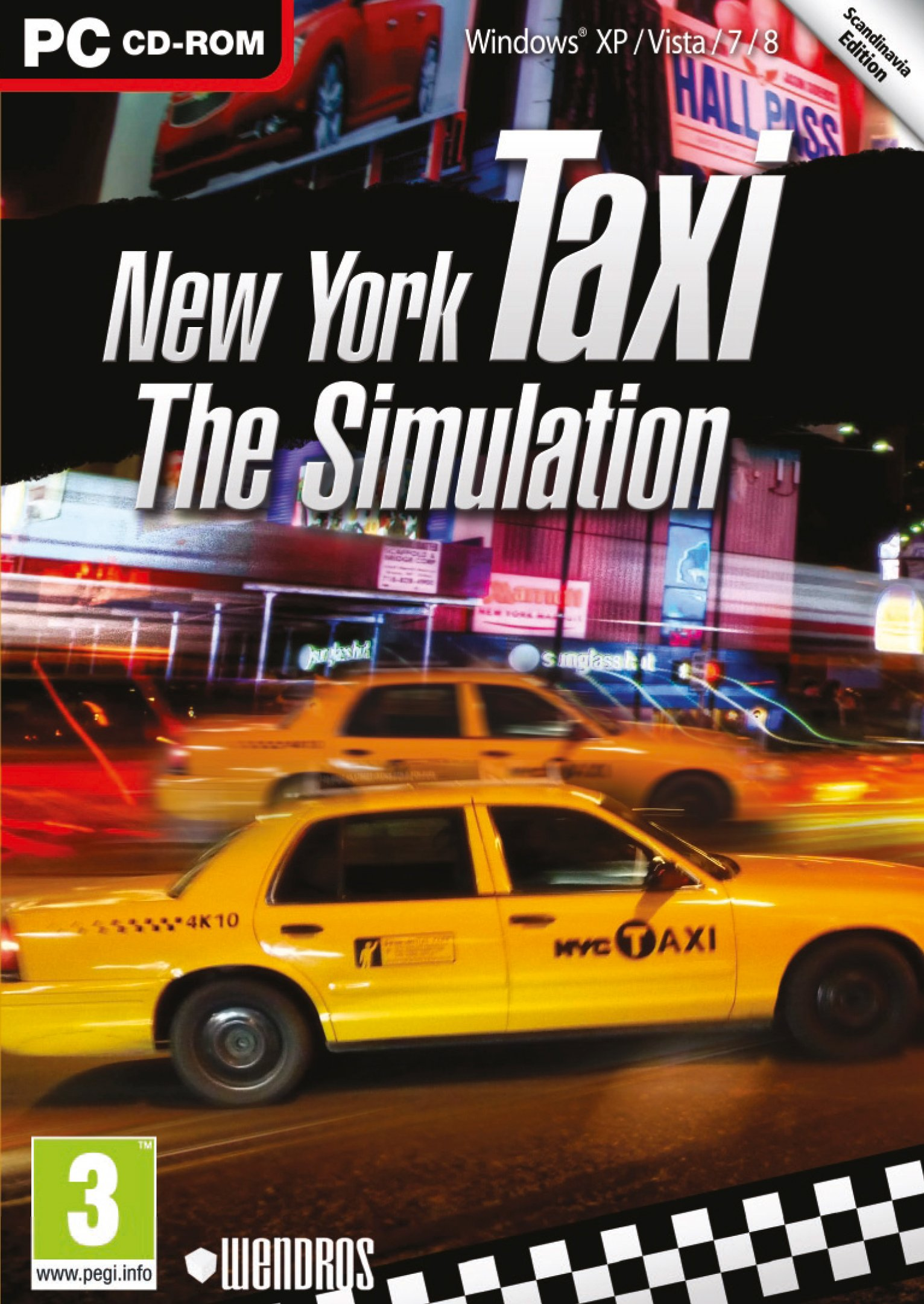 New York Taxi - The Simulator