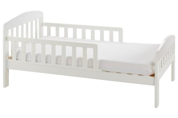 Baby Dan - Alfred - Junior seng - 70x160 cm - White (1163-01)