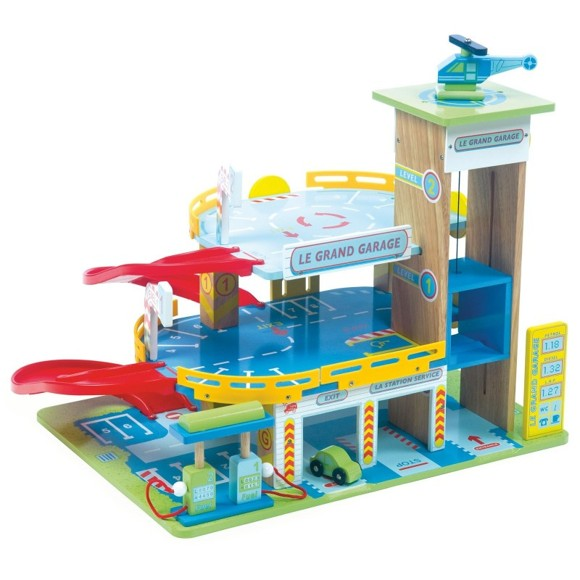 Le Toy Van - Min store Garage (LTV439)