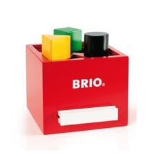 BRIO - Sorting Box, Red (30148)