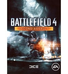 Battlefield 4 - Second Assault DLC Expansion (Code via email)