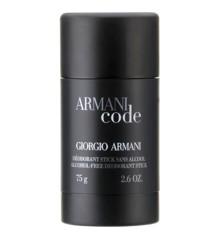 Armani - Code Deodorant Stick 75 ml.