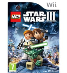 LEGO Star Wars III (3): The Clone Wars (Nordic)