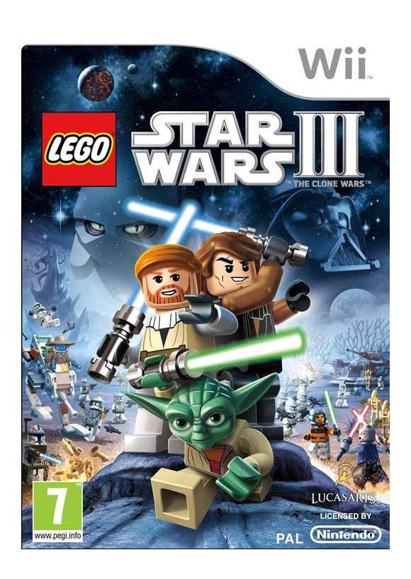 LEGO Star Wars III (3): The Clone Wars (Nordic)