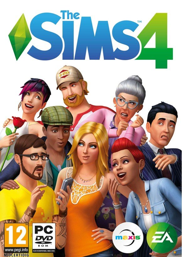 The Sims 4  (Nordic) (Code via email) /PC DOWNLOAD