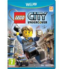 LEGO City: Undercover (DK/SE/Fi)