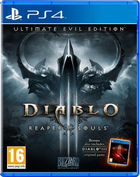 Diablo III (3): Reaper of Souls - Ultimate Evil Edition
