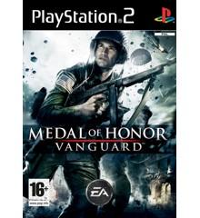 Medal of Honor: Vanguard Platinum (DK)