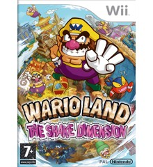 Wario Land: The Shake Dimension (Shake it) (DK/SE)