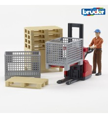 Bruder - Logistic Set (62200)