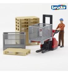 Bruder - Logistik Sæt (62200)