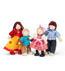 Le Toy Van - Dukkehus familie (LP051)