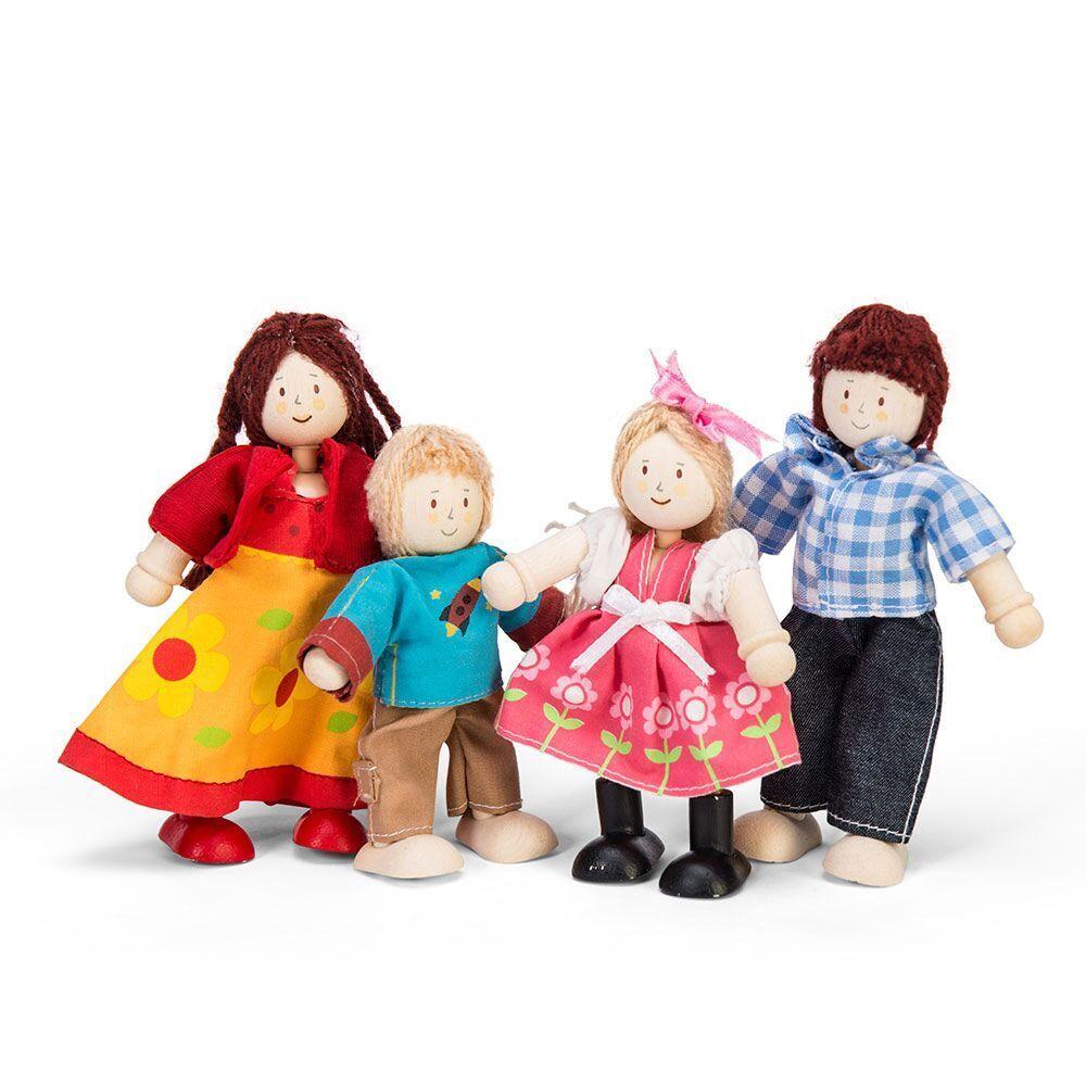 Le Toy Van - Puppenhausfamilie