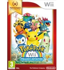 Pokepark Wii: Pikachu's Adventure (Selects)