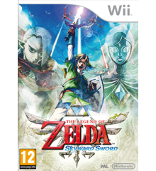Legend of Zelda: Skyward Sword (SE/FI) (Solus)