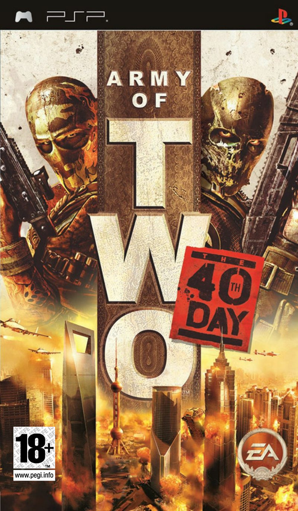 Army of Two: The 40th Day (Essentials)