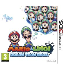 Mario & Luigi: Dream Team Bros. (DK/SE)