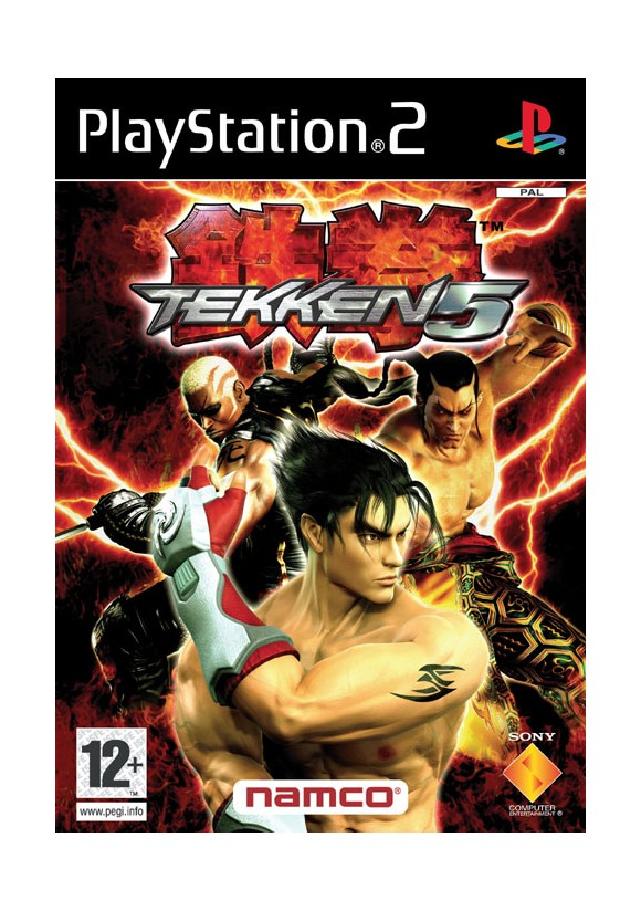 Tekken 5 (Nordic)