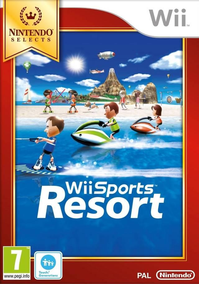 Wii Sport Resort (Select)
