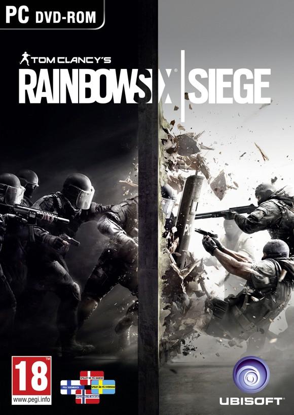 Tom Clancy's Rainbow Six: Siege (Nordic)