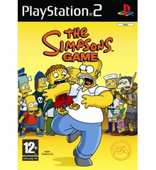 Simpsons Game, the (DK)