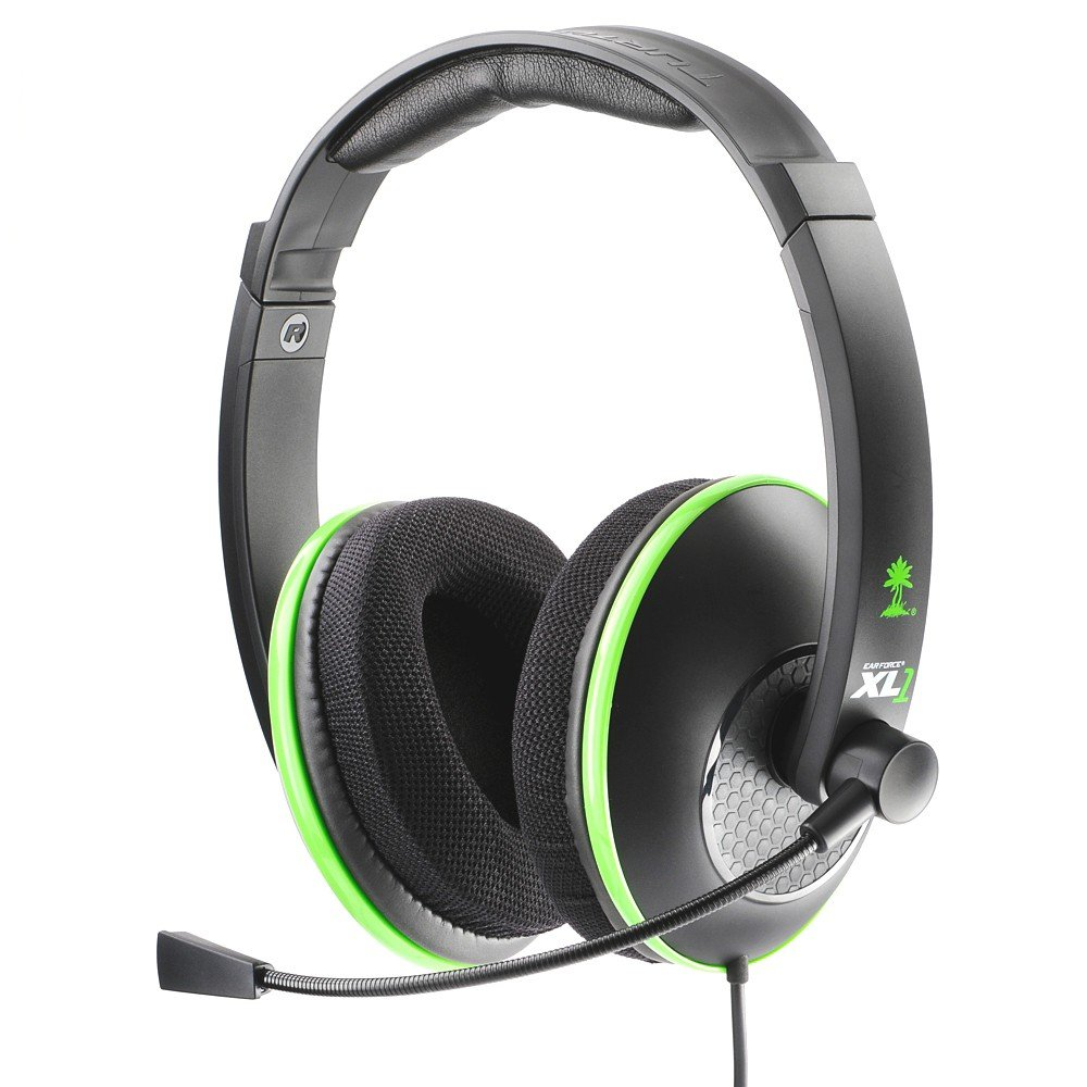 Buy Turtle beach XL1 Xbox 360 Headset Black